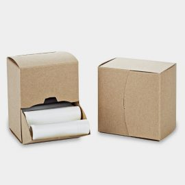 Perforated Dispenser Box
